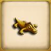 Crocodile (Antique)