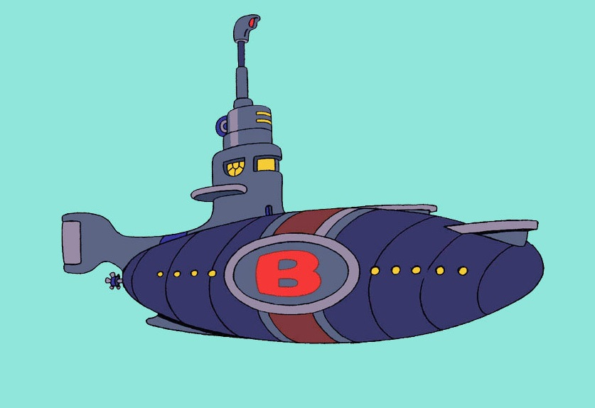 Mr. Boss' Submarine