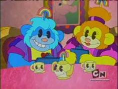 Professor Snuggles & Mrs. Wubsy Tubsy