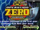Operation Z.E.R.O.: Outnumbuh'd!