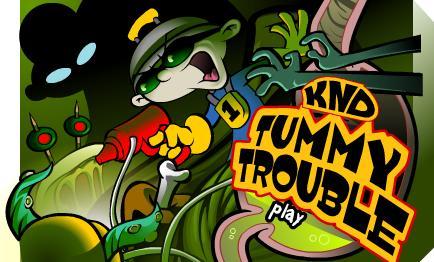 Tummy Trouble