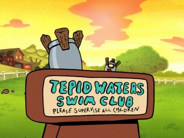 Tepid Waters Swim Club
