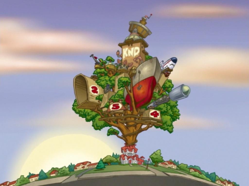 Sector V Treehouse Knd Code Module Fandom Milo goes to the beach | cartoon for kids. sector v treehouse knd code module