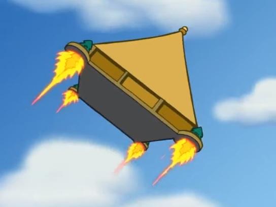 Rocket Roof