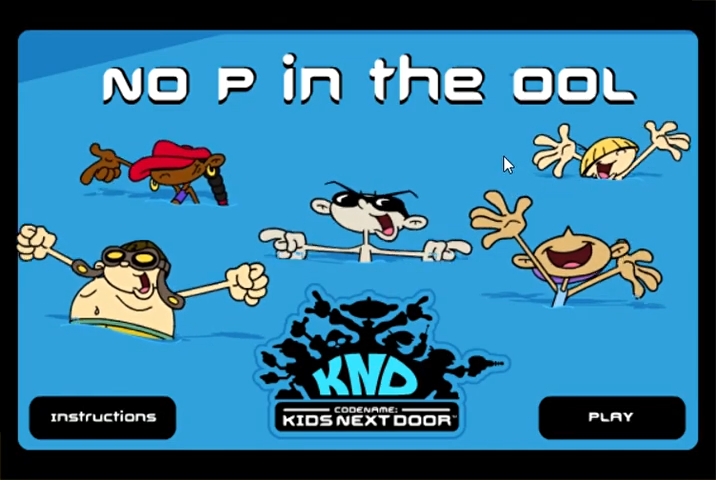 No P in the Ool (Game)