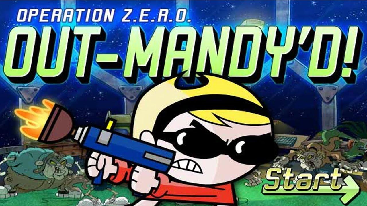 Operation Z.E.R.O.: Out-Mandy'd!