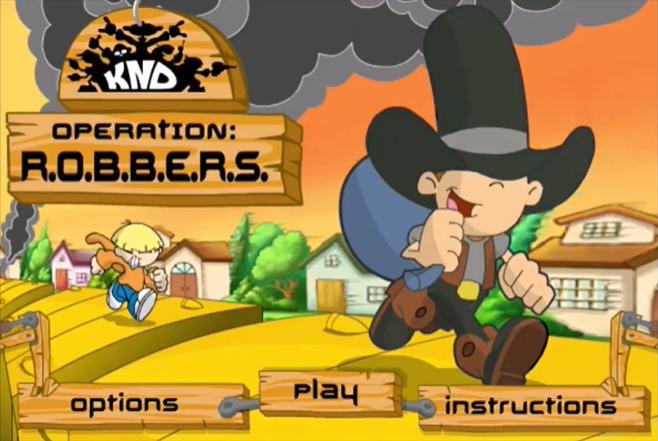 Operation: R.O.B.B.E.R.S. (game)