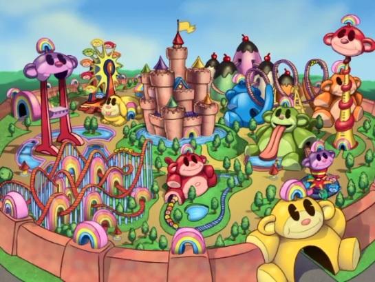 Rainbow Monkey Happy Sugar Land