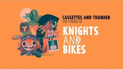 Cassettes And Thunder - The Sound Of Knights And Bikes