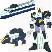 Train Bot4