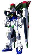 AMX-RX-01γ Front