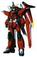 Saviour Gundam Front