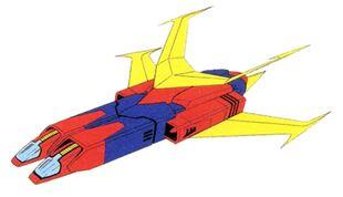 Zambird (core unit, Jet Mode)