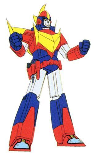 Zambo Ace (core unit, robot mode)