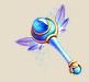 Shiny wand