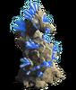 Blue dragon cliff