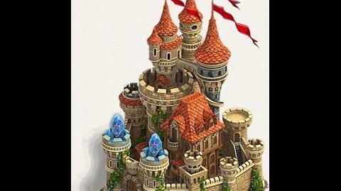 Замок в игре верность всё подробненько