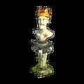 Statue of a boy