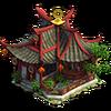 Ancient hut