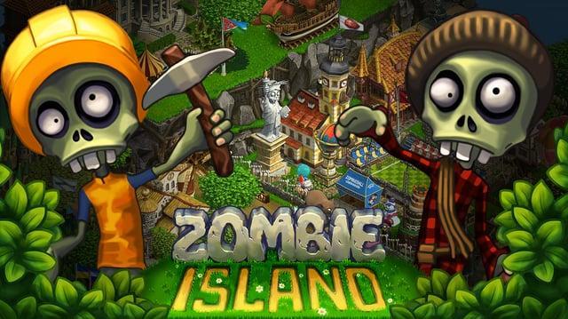 Zombie Island – Facebook Social Game Trailer