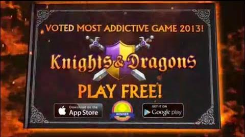 Knights & Dragons Trailer