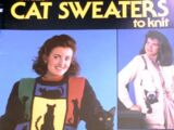 Leisure Arts 644 Cat Sweaters to Knit