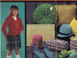 Coats & Clark's Book No. 161 Rug Yarn Quickies