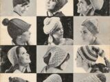 Bernhard Ulmann Vol. 92 Hits in Hats to Knit and Crochet