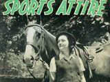 Oregon Worsted Book No. 35 Sports Attire