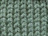 Stockinette stitch