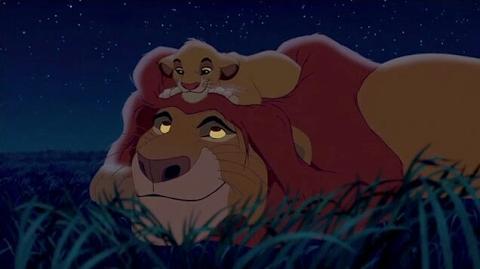 Der König der Löwen Endlose Nacht