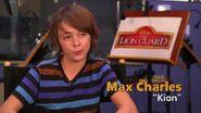 Max Charles der syncronspriecher von Kion