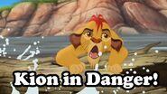 Kion in danger