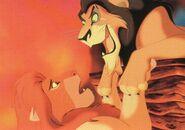 Scar&Simba