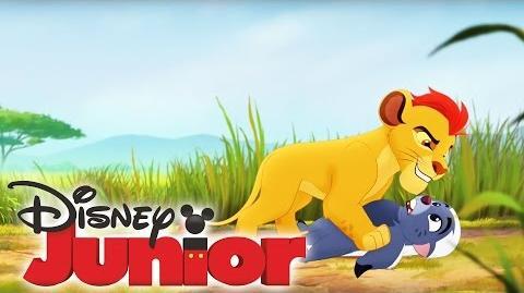 Die Garde der Löwen - Das Gebrüll ist zurück auf DISNEY JUNIOR