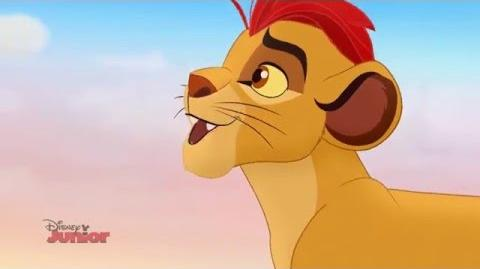 The Lion Guard Return of the Roar - 'It is Time' Music Video Official Disney Junior Africa-0