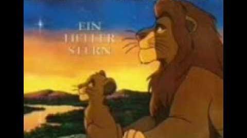 Der König der Löwen Ein Heller Stern