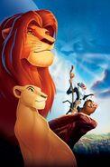 Nala, Simba und Mufasa