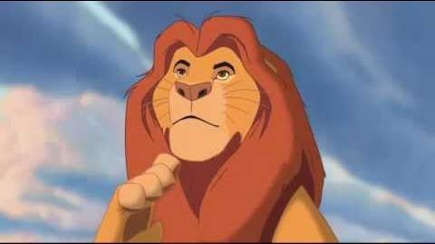Der König der Löwen - Outtakes