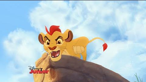 "Disney's ""The Lion Guard"" - Return of the Roar"