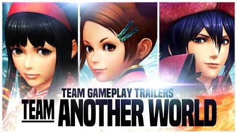 THE KING OF FIGHTERS XIV Team Another World Trailer EU