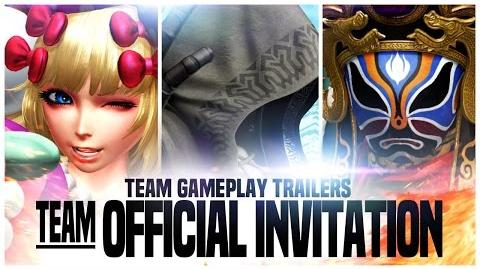 THE KING OF FIGHTERS XIV Team 'Official Invitation' Trailer EU