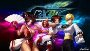 Kof xiii women fighters by aioriandrei-d4ddf6m