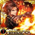Kyo kof x fatal fury card