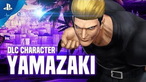 The King of Fighters XIV - Ryuji Yamazaki Trailer PS4