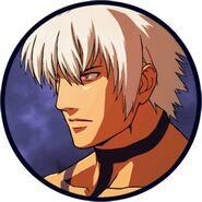 Orochi portrait kof xi