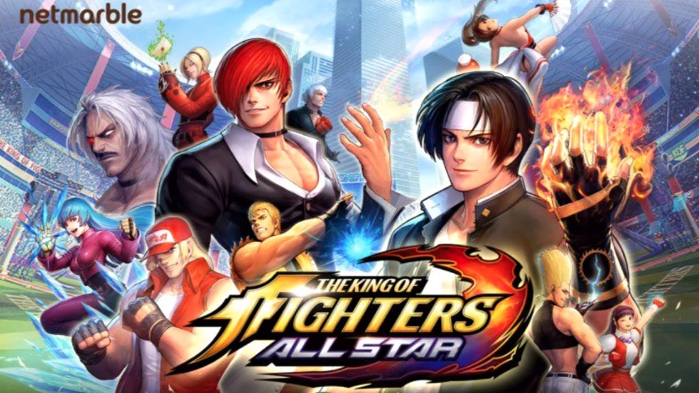 The King of Fighters: All Star