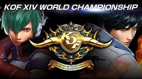 KOF XIV World Championship Trailer