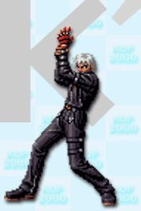 The King of Fighters 2000/Strikers