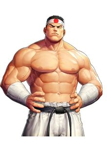 Goro Daimon 97 the king of fighters all stars.jpg